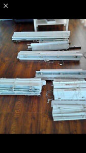 White Plantation Blinds for sale - 16 blinds