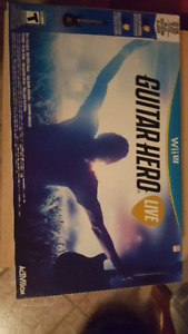 Guitar Hero Live for the Wii U
