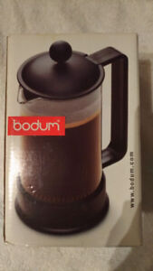 *NEW* BODUM Brazil French Coffee Maker and more...
