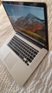 "MacBook Pro ~ 15"" mid 2015 ~ Excellent Condition!!!!"