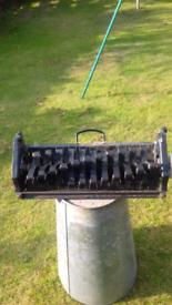 Lawn mower cassette