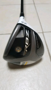 Taylormade RBZ Stage2 Driver & Hybrid 3,4