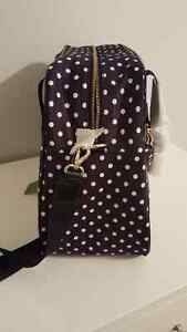 "NWT Kate Spade ""Milla"" Spot Nylon Weekend/Carry-on/Duffel Bag Stratford Kitchener Area image 4"