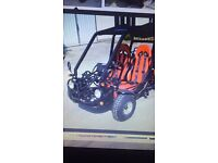 Wanted Gs Moon 260 or Kinroad 250 buggy frame