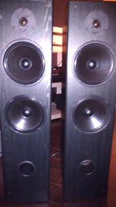 Acoustic Home Theater Tower speakers trade for RTR RC