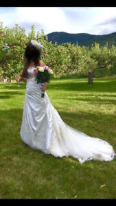 Wedding Dress- Sophia Tolli size 8