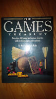 Games Treasury softcover book