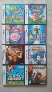 Nintendo DS Games & Nintendo DS Console- collectible