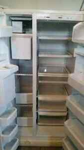 White Fridge, Stove and Dishwasher- $250