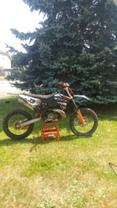 Ktm 250sx 2007, rekluse and more
