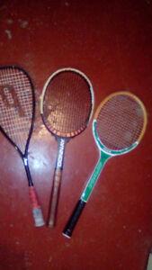 Racquets