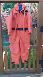 Buoy O Boy Anti-Exposure Flotation Suit - XXLarge
