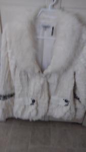 Manteau de lapin