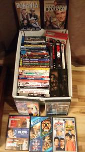 REDUCED Blu-Rays, DVD Seasons and Box Sets