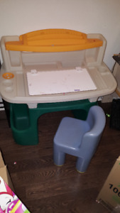 Little Tikes Study Table with Chair