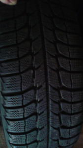 3 only 185/70/14 michelins on 4x114.3