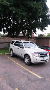 2008 Ford Escape xlt SUV, Crossover Kitchener / Waterloo Kitchener Area image 6
