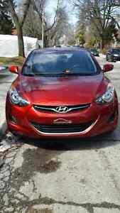 2012 Hyundai Elantra 16 500 km
