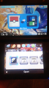 3ds xl with custom firmware installed