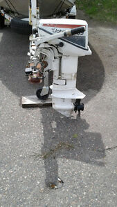 9.9 Johnson outboard