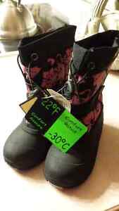 New Girls Winter Boots - sizes 9 and 10
