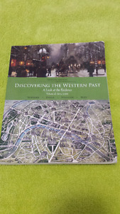 History Textbook for Sale - TRU