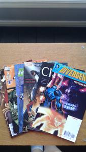 Free comic book day comics.