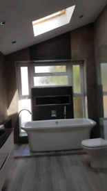 Bathroom fitting, plumbing, tiling, kitchens