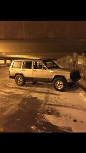 Looking to trade jeep
