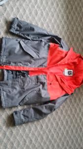 Burton snowboard jacket - men's M
