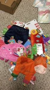 Baby Tag Toys NEW