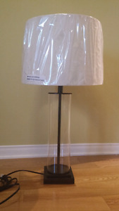 2 Table Lamps NEW