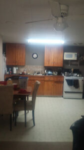 2 Bedroom Basement Suite avail. May 1st