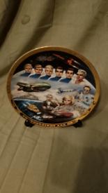 Thunderbirds Plate