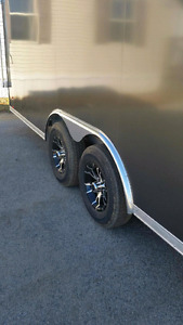 New 7x14 and 8.5 wide all lenghts 14 16 20 24 28 32 and larger