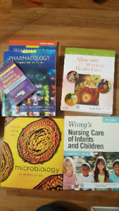 2nd Year BScN textbooks