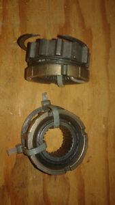 GEARS FOR  FRONT ENDS OF SPORTAGE