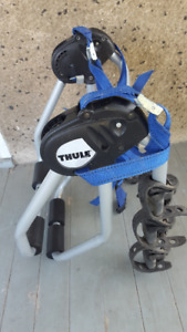 Thule rear mount bicycle rack