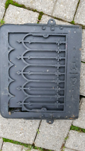 Cast Iron Heating Covers