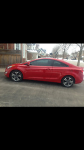 2013 Hyundai Elantra SE Coupe (2 door)