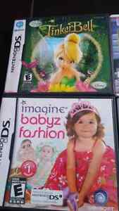 DS games clean out..need to go..no use St. John's Newfoundland image 1
