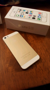 IPhone 5S 16 gb mint condition.