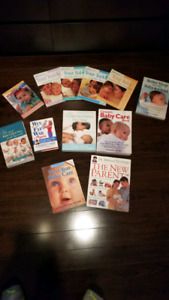 Mom-to-be baby books excellent condition parents kids babys