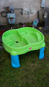 Water/ Sand Table $20. Firm
