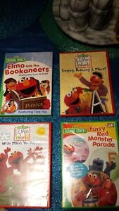 Children DVDs