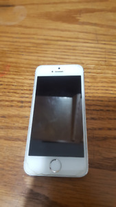 IPhone 5s 16 GB mint condition come with charger and case