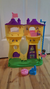 Little People Rapunzel Tower
