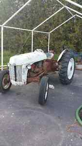 8N Ford Tractor Running condition
