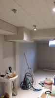 Looking for someone to do taping and California ceiling