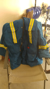 Winter jacket Coverall